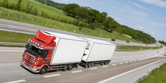 transporte internacional camion
