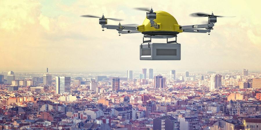 ¿Son los Drones el Futuro de la Logística?
